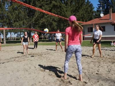 Turnir u odbojci na pijesku