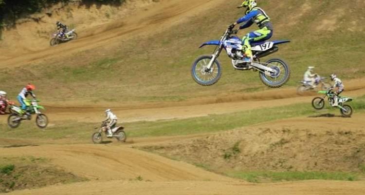 Otvoreno prvenstvo Hrvatske - Motocross u Kozarevcu