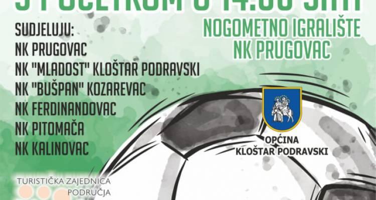 Donosimo vam raspored nogometnog turnira u Prugovcu