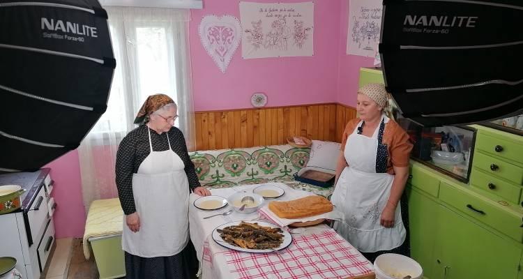 """Završeno snimanje projekta """"Zaboravljena jela područja Dravski peski"""""""