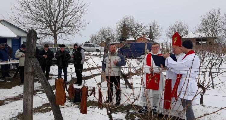 U Kozarevcu proslavljeno Vincekovo na Dravskim peskima