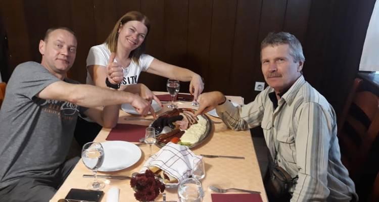 Posjet turista iz Latvije