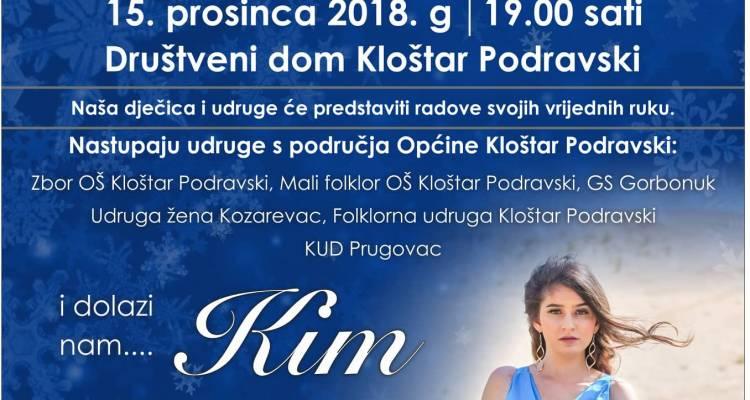 "Predbožićni koncert ""Božić nam v Klošter dolazi"""