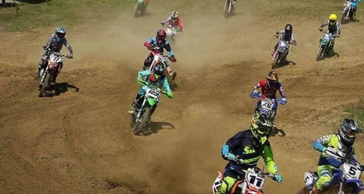 Otvoreno prvenstvo Hrvatske u motocross i quad disciplini privuklo brojne posjetitelje u Kozarevac