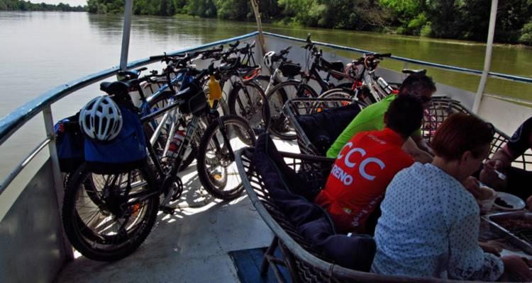 Bike & Boat Podravina - vozila se promo vožnja