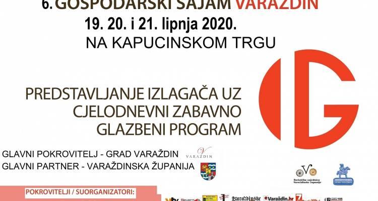 Općina Kloštar Podravski osigurava besplatan izlagački prostor za obrtnike i OPG-ove s područja općine na 6. Gospodarskom sajmu u Varaždinu – prijavite se