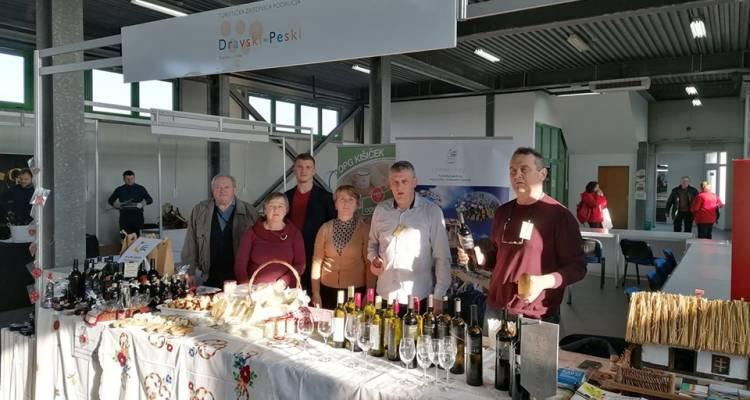 Predstavili smo se na Međunarodnom sajmu meda i vina u Gudovcu