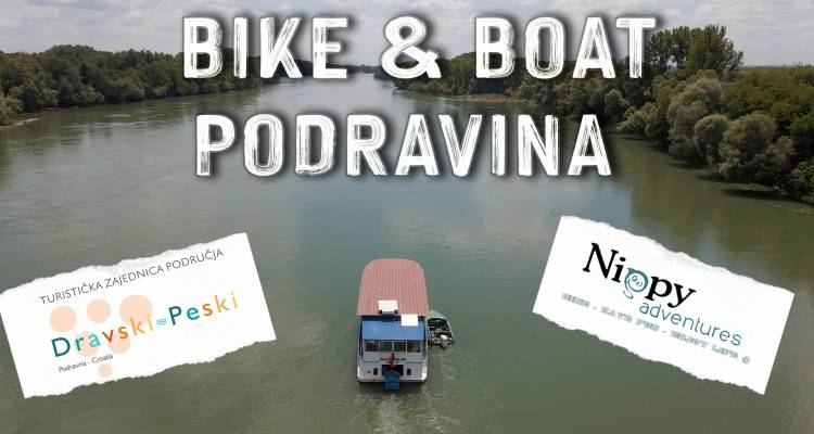 Pogledajte novi promo spot Bike & Boat Podravina
