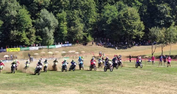 U Kozarevcu održano Otvoreno prvenstvo Hrvatske u motocrossu