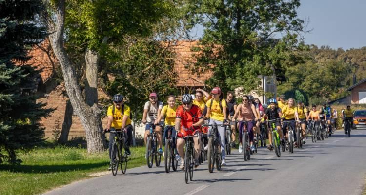 Održana prva Dergez biciklijada