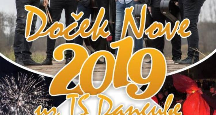 Doček Nove 2019.godine u Podravskim Sesvetama uz TS Dangube