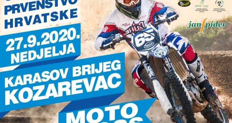 Raspored vožnje za današnji motocross