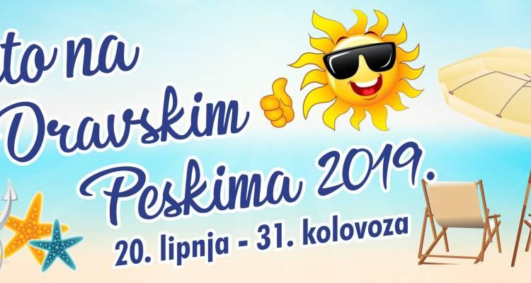 Ljeto na Dravskim peskima