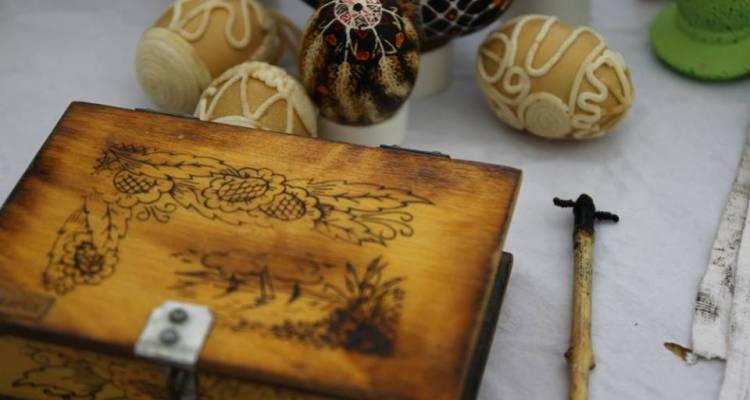 NAJAVA Izložba Uskrsnih pisanica u Podravskim Sesvetama