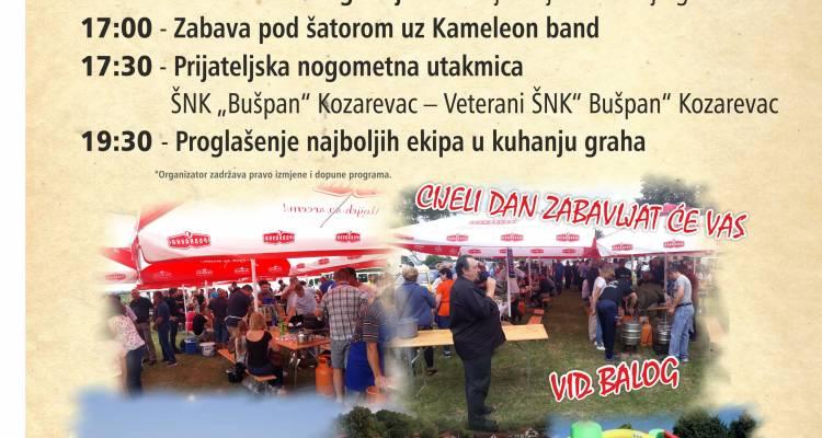 """U nedjelju se održava manifestacija """"Rokovo u Kozarevcu 2019."""""""