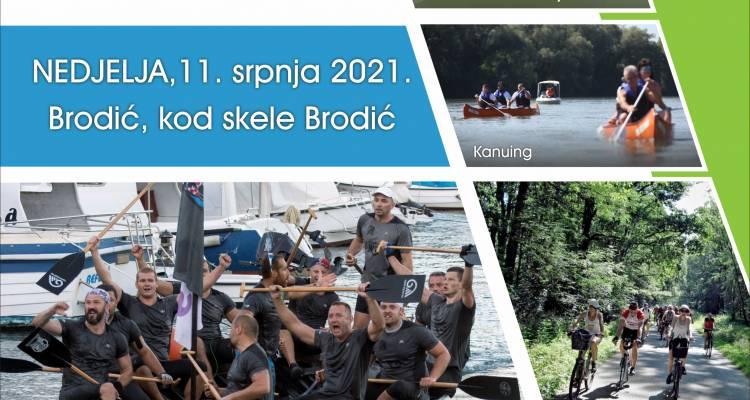 [PODRAVINA ADVENTURE - DRAVA TOUR ADVENTURE] Prijavite se na rafting, kanuing i biciklijadu